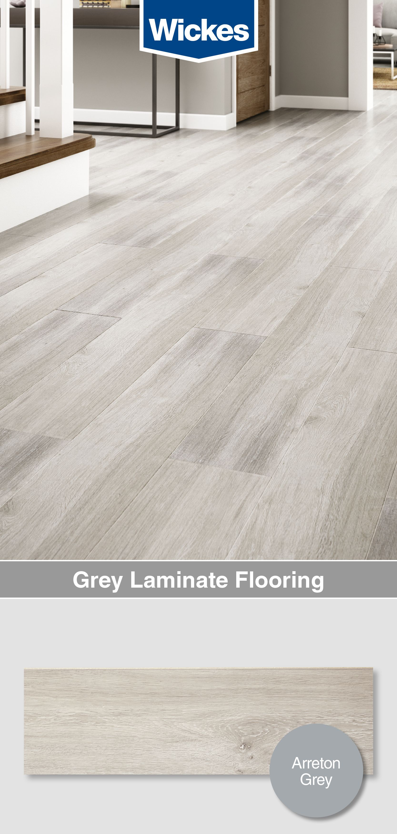 Arreton Grey Grey Laminate Flooring Laminate Flooring Grey Laminate