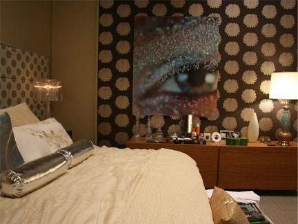 Serena Van Der Woodsenu0027s Bedroom, Gossip Girl