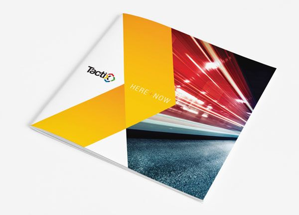 Beautiful Company Brochure Design 1 25 Really Beautiful Brochure