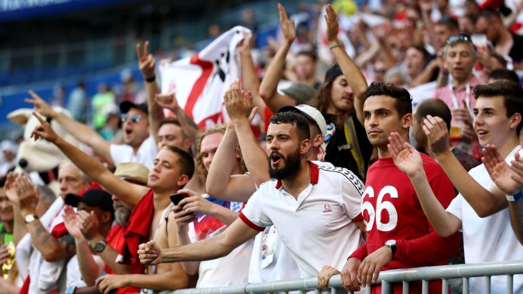 World Cup Organisers Tell England Fans It Is Not Too Late To Join Russian Party England Fans Chicken And Shrimp Recipes Chicken And Shrimp Pasta