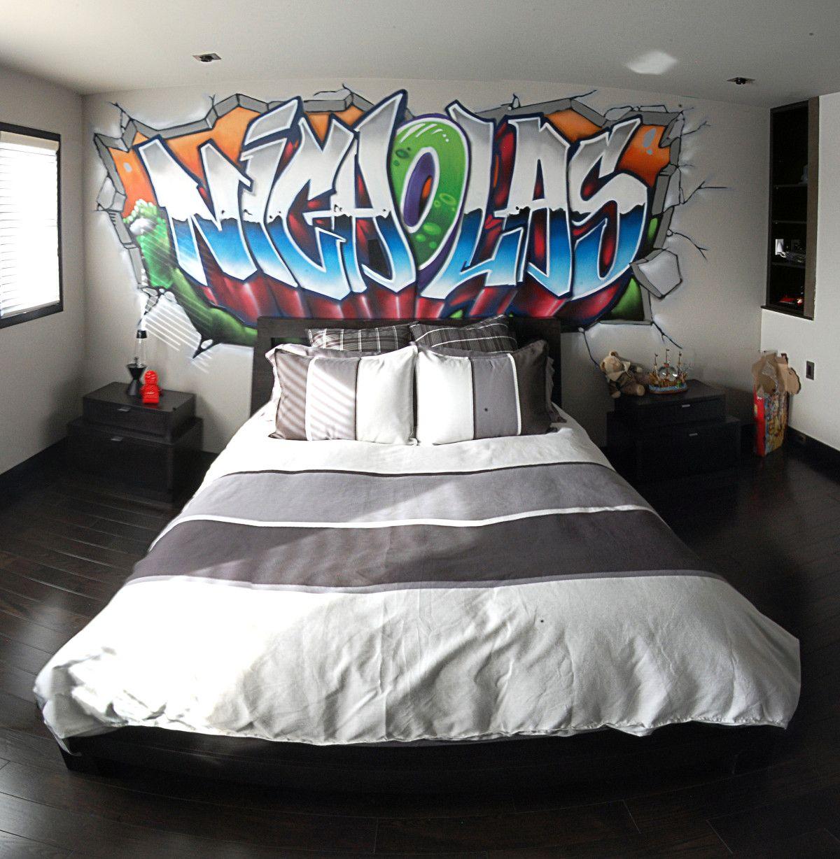 Peinture Tag Pour Chambre découvrez une foule d'idée créative de deco graffiti à laval