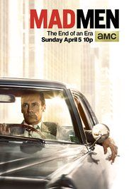 Mad Men - A drama about one of New York's most prestigious ad agencies at the beginning of the 1960s, focusing on one of the firm's most mysterious but extremely talented ad executives, Donald Draper.