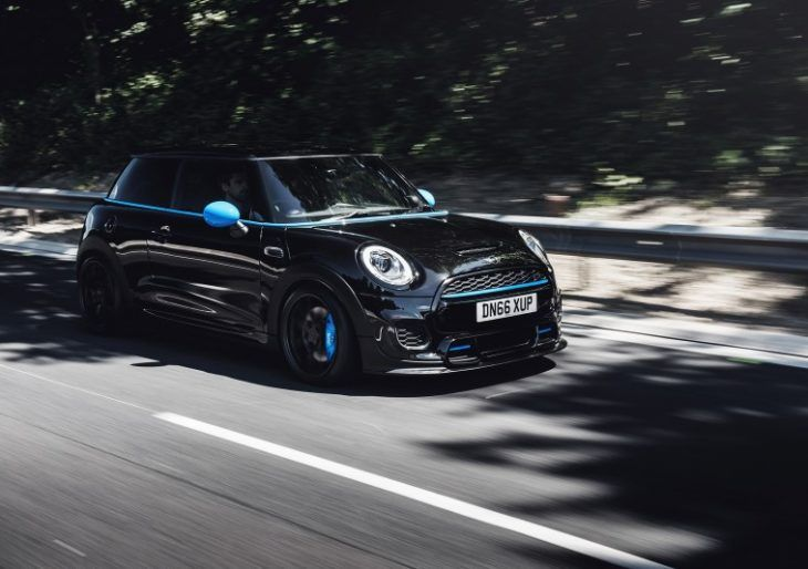 The Mulgari F56 Sv Is A Mini Cooper S With A Mean Streak Car