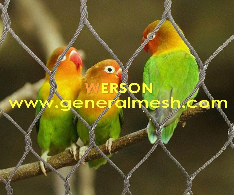 generalmesh Aviary Netting,Animal Enclosures in