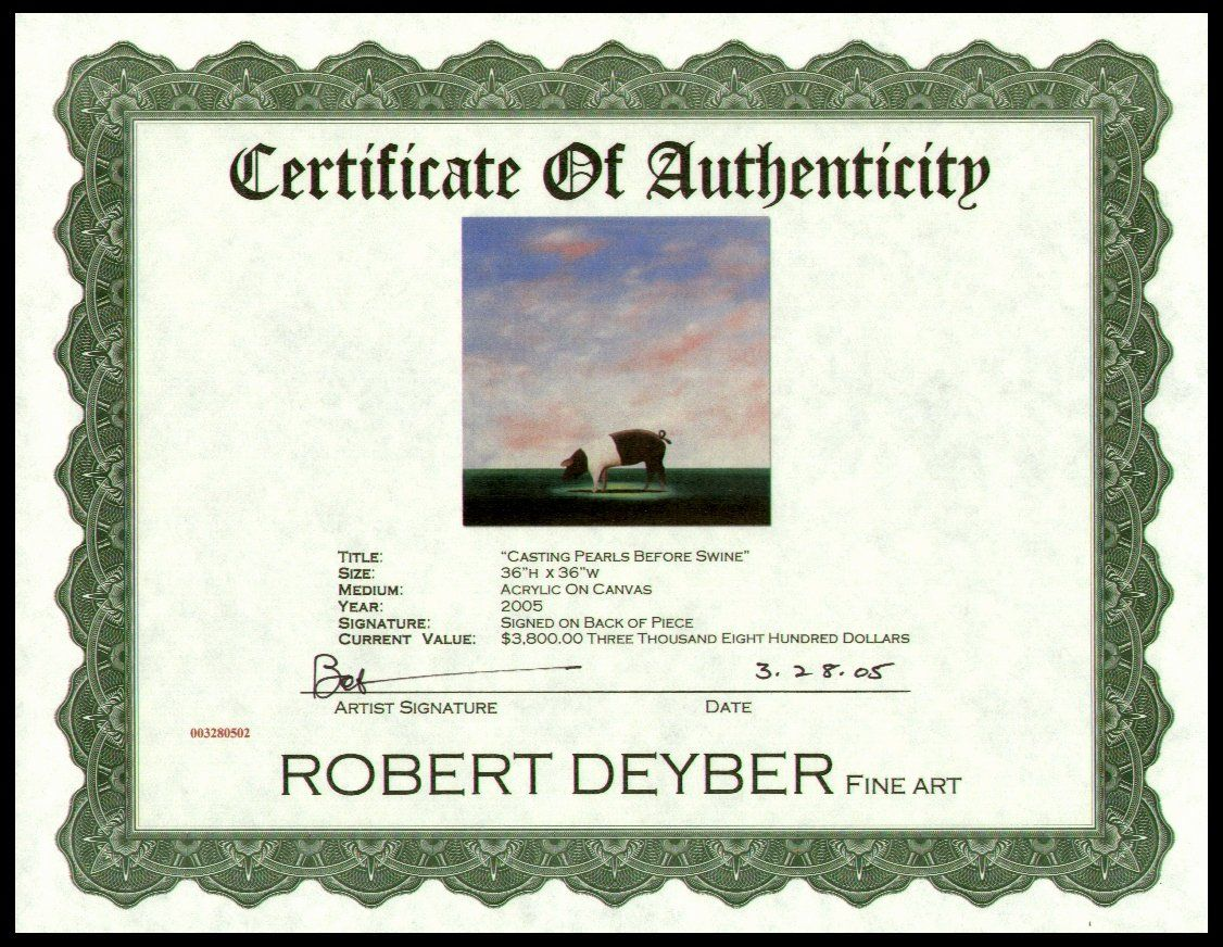 Artwork Certificate Of Authenticity Template Unique Modern Certificate Border Art Certificate Free Printable Certificate Templates Printable Certificates