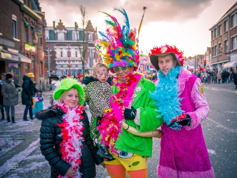 Carnaval Bailleul 2016