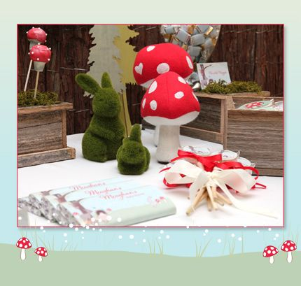 on the blog baby forest animals baby shower party by little dance