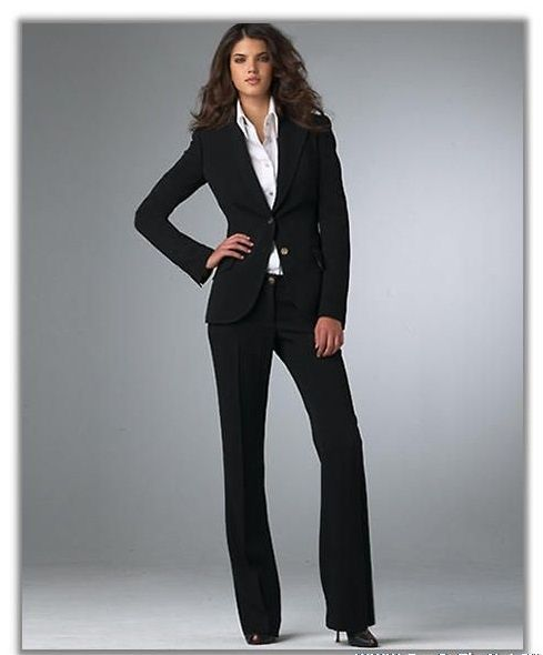 Modern Business Professional Dress For Women With Photo Of