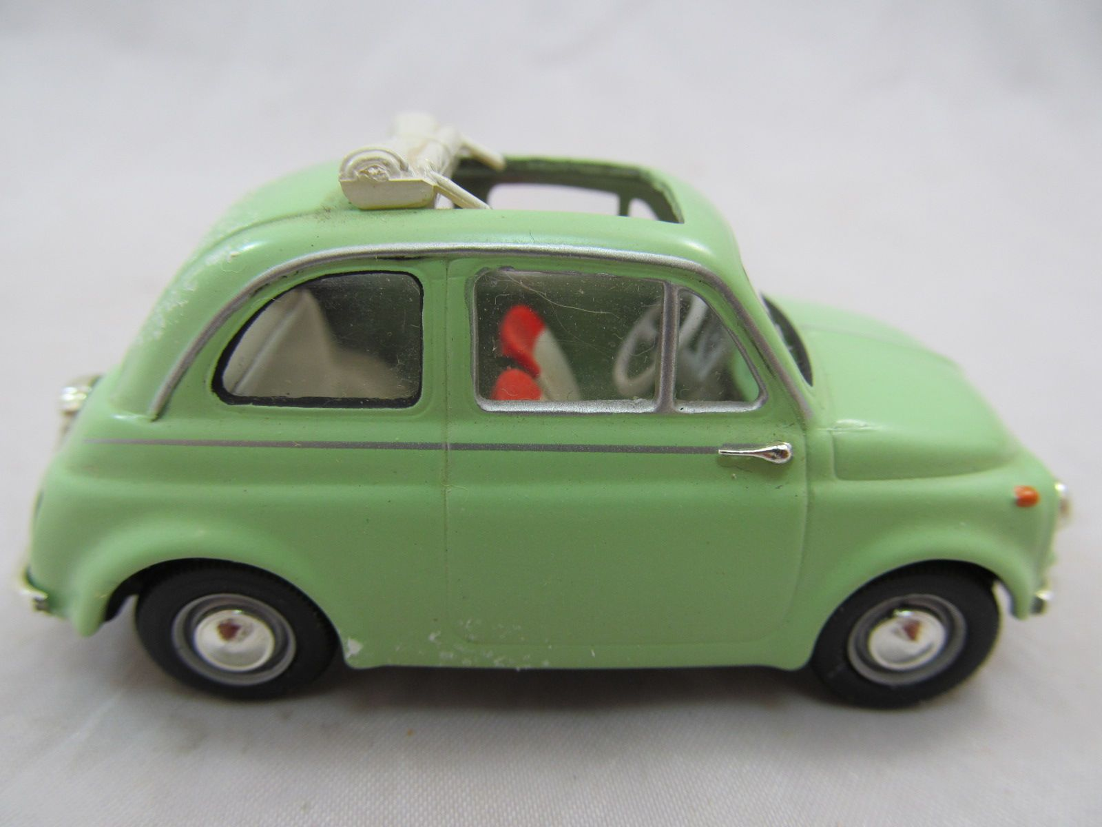 Dinky Matchbox 1966 Fiat 500 Car VEM06-M MINT | 500 cars, Fiat and