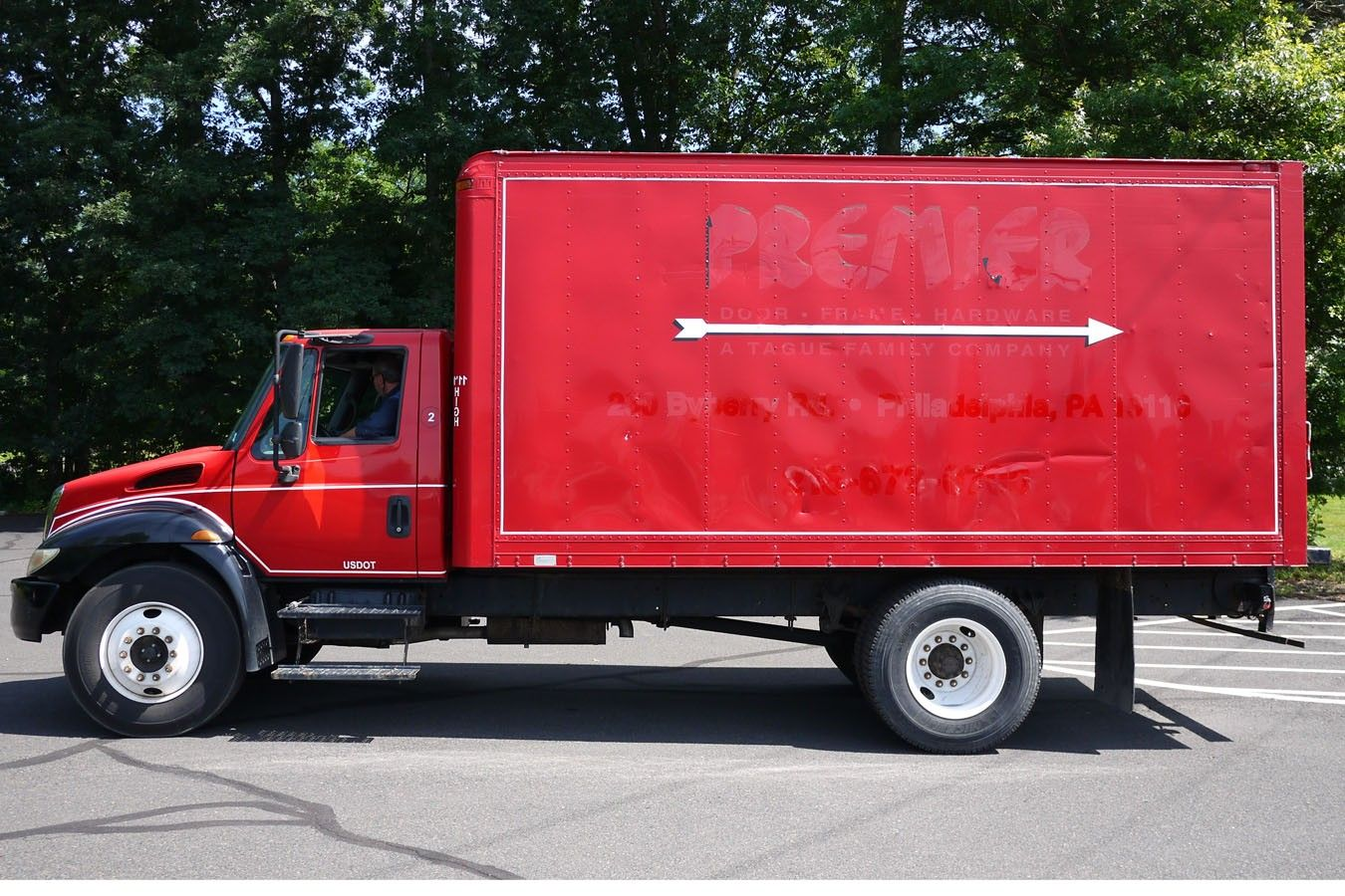 Contact Opdyke Inc In Hatfiled Pa For More Information On This International 4300 W 16 6 Aluminum Box Truck Van Trucks For Sale Used Trucks Trucks
