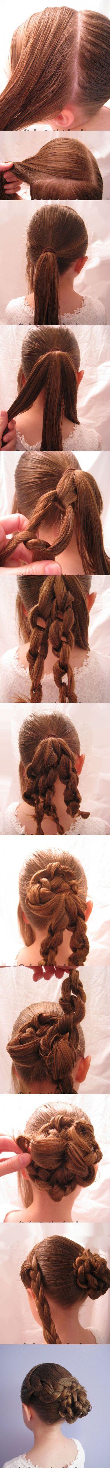 pretty simple bun hairstyles tutorials for bun updo bun