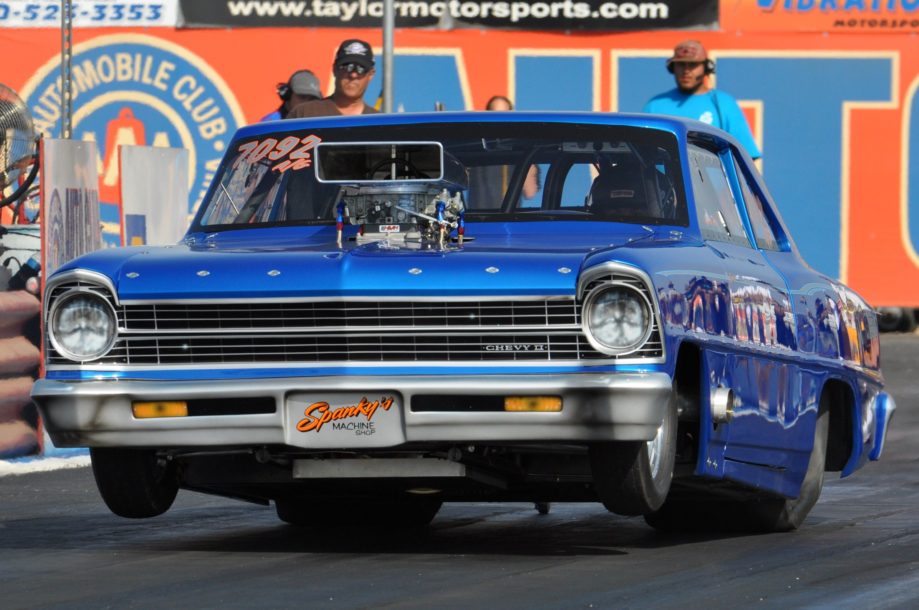 Nova Launch Vintage muscle cars, Hot rods cars muscle
