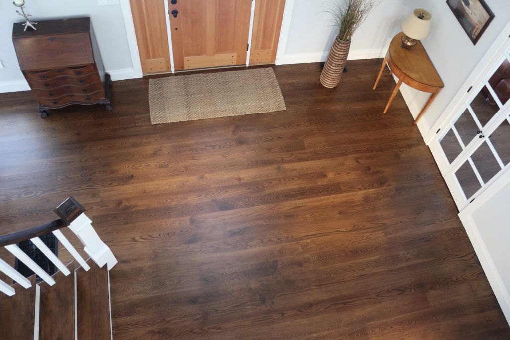 Custom Engineered Hardwood Flooring