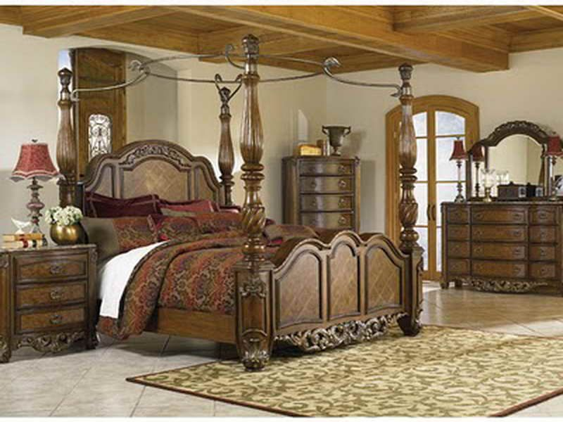 Medieval Bedroom Design Wooddecoratingcanopybedclassicdesign 800×600