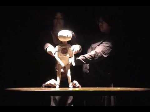 A Study of Movement (The Evolution of Dance) -puppetry final (+playlist)