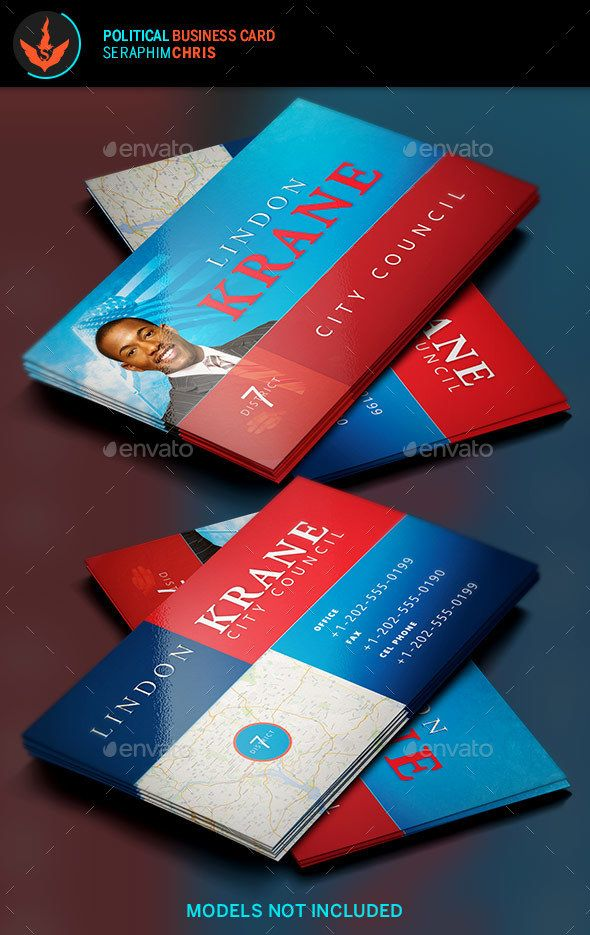 Political business card template 6 pinterest card templates political business card template 6 corporate business cards colourmoves