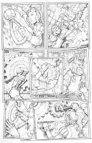 Steam punk coloringpages - Google Search