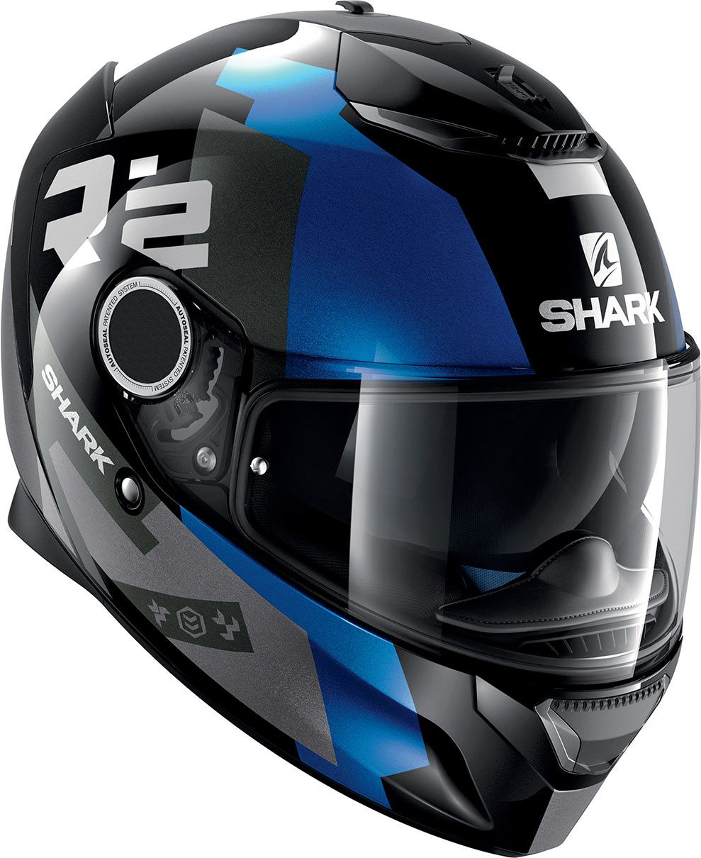 Shark Spartan Lintégral Touring Réinventé Helmets Motorcycle
