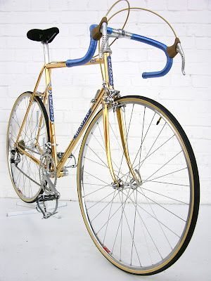 Vintage style Benotto Cycling Bidon