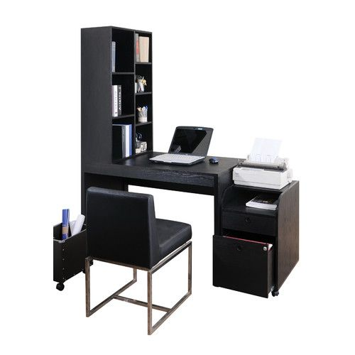 Found It At Wayfair   Naomi 2 Piece Modular Computer Desk With Bookcase