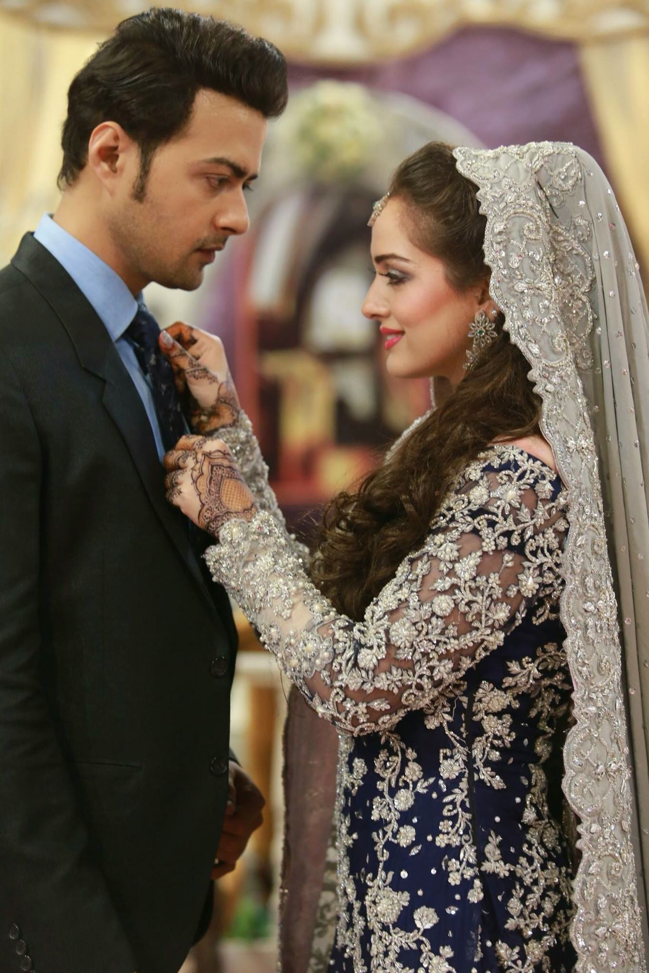Ahmed Hassan and Nousheen Ahmed's walima