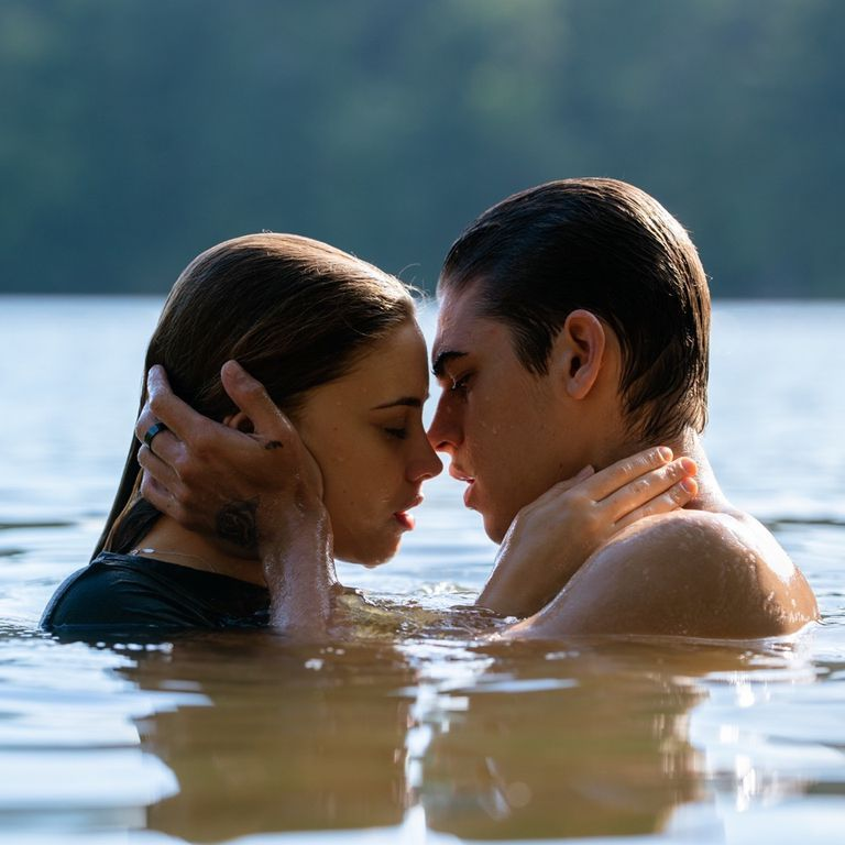 Exclusive: Watch the Sexy AF Lake Scene From 'After' (The Harry Styles Fanfic-Inspired Movie)