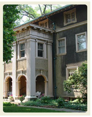 Schultz mansion beautiful zanesville ohio we love for Outdoor furniture zanesville ohio