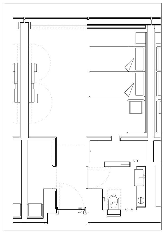Shoreditch Design Rooms: Nobu Hotel Shoreditch London