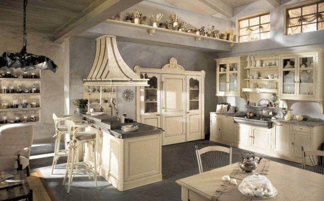 Déco Campagne Dans Notre Cuisine Idées Inspirantes Deco - Deco cuisine style campagne pour idees de deco de cuisine