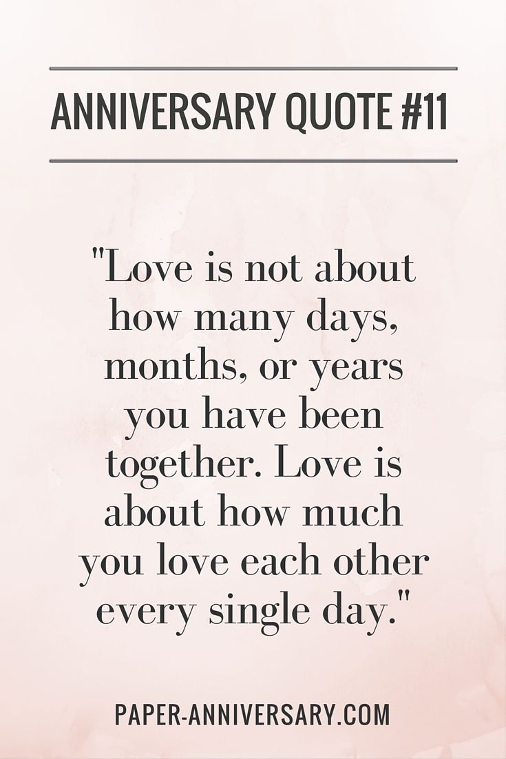 One Month Before Wedding Quotes: 20 Perfect Anniversary Quotes For Him