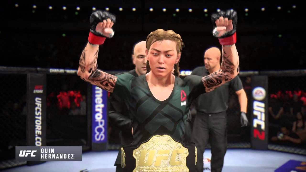 EA SPORTS™ UFC® 2 Quin WTF?!!!! O Ufc 2, Ufc, Paris