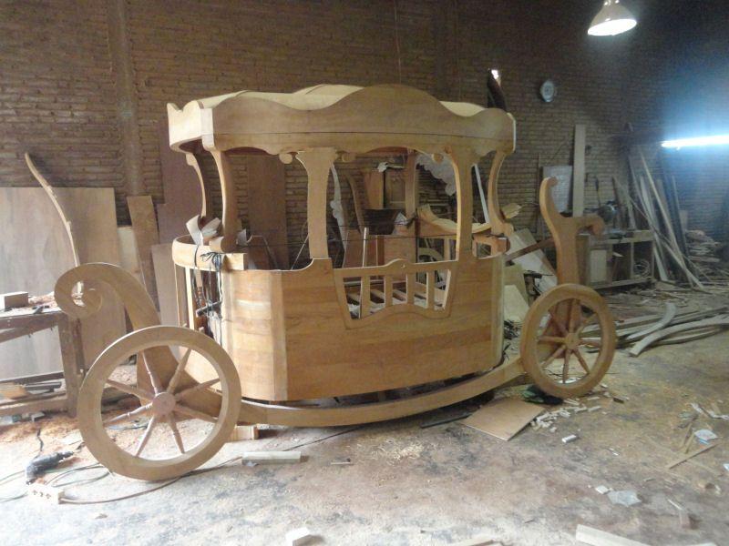 Cinderella S Pumpkin Coach Cinderella Inspired Pumpkin Carriage