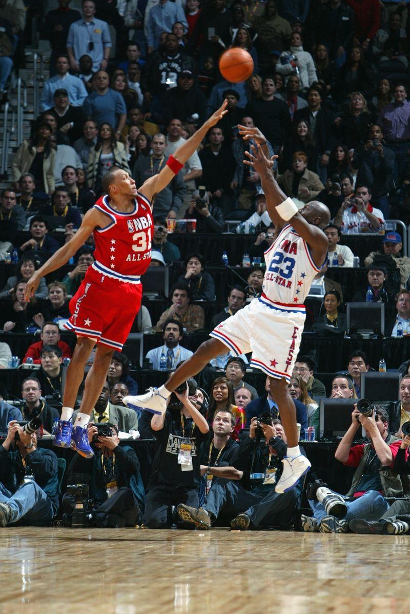 NBA Basketball nba basketball michael jordan shawn