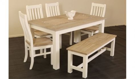 Room Avalon Dining Suite With Bench