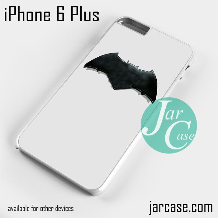 Batman V Superman Logo (4) Phone case for iPhone 6 Plus and other iPhone devices