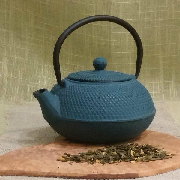 Japanese Style Cast Iron Teapot Hobnail 20 Oz 3 Colors Teteras