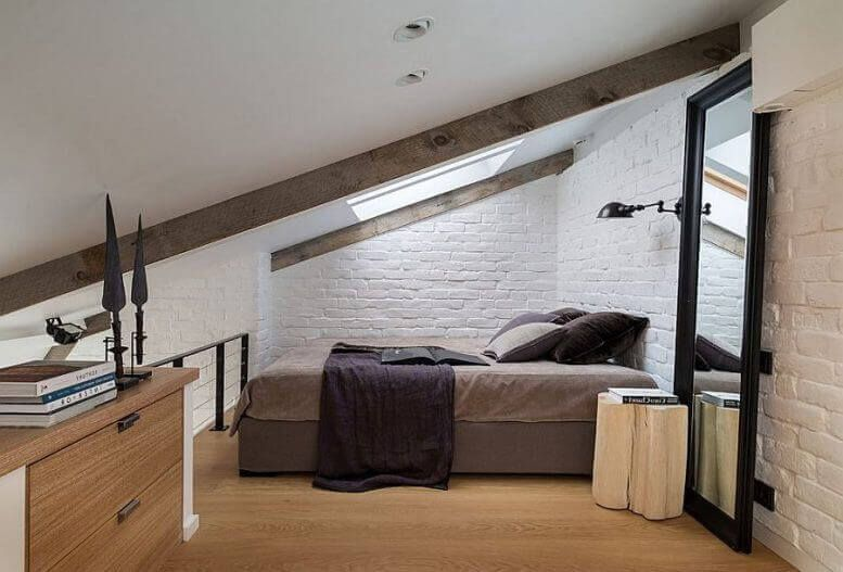5 Attic Renovation Tips From The Pros Small Loft Bedroom Attic