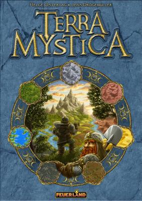 Terra Mystica Board games, Card games, Man games
