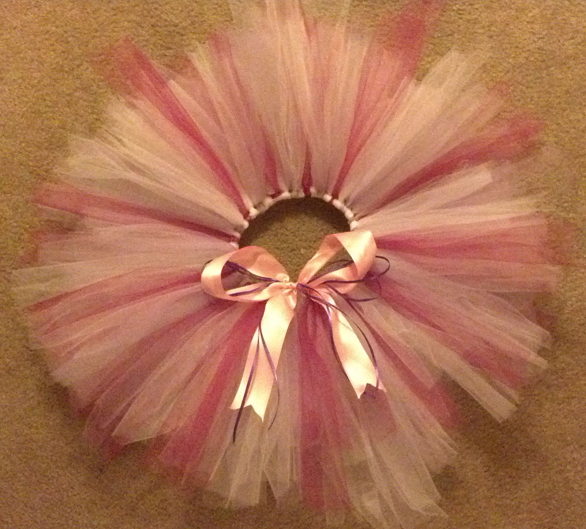 Tulle Tutu With Images Flowers Diy Crafts Crafts