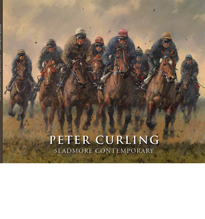 Peter Curling Exhibition By The Sladmore Gallery Ltd