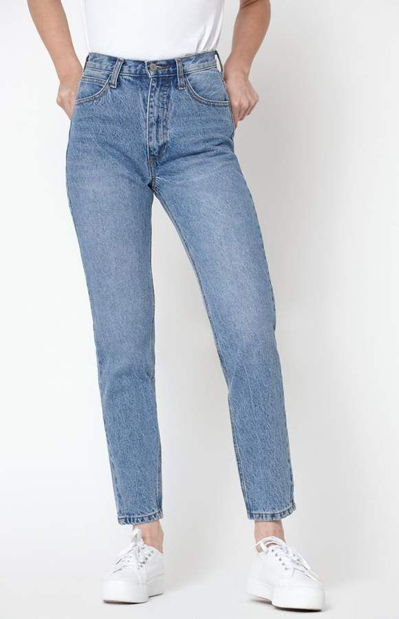 dd2abdfac73e3 John Galt Medium Wash Straight Leg Jeans | Products in 2019 | Jeans ...