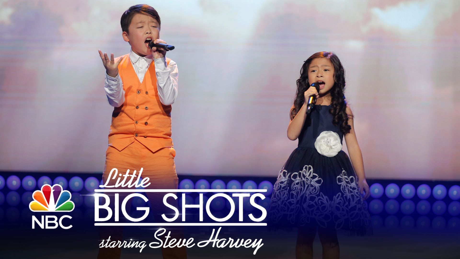 Little Big Shots Kids Singing Raise Me Up
