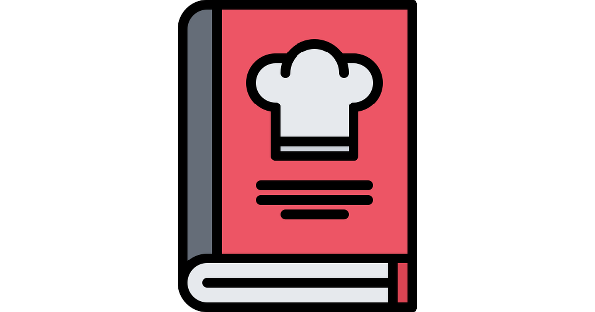Recipes Free Vector Icons Designed By Nikita Golubev Icon Set Design Free Icons Vector Free
