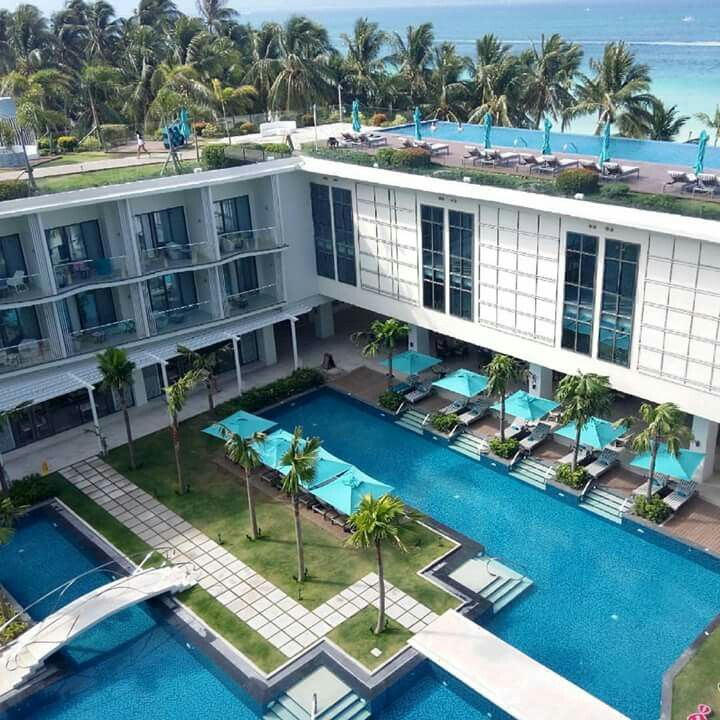 Lind Luxury Hotel, Boracay Island, Malay, Aklan, Philippines