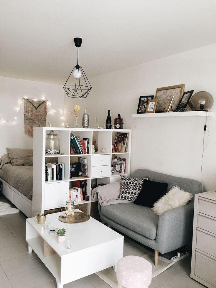 Living Room Interior Without Sofa 2020 In 2020 Small Apartment Decorating Apartment Living Room Studio Apartment Decorating