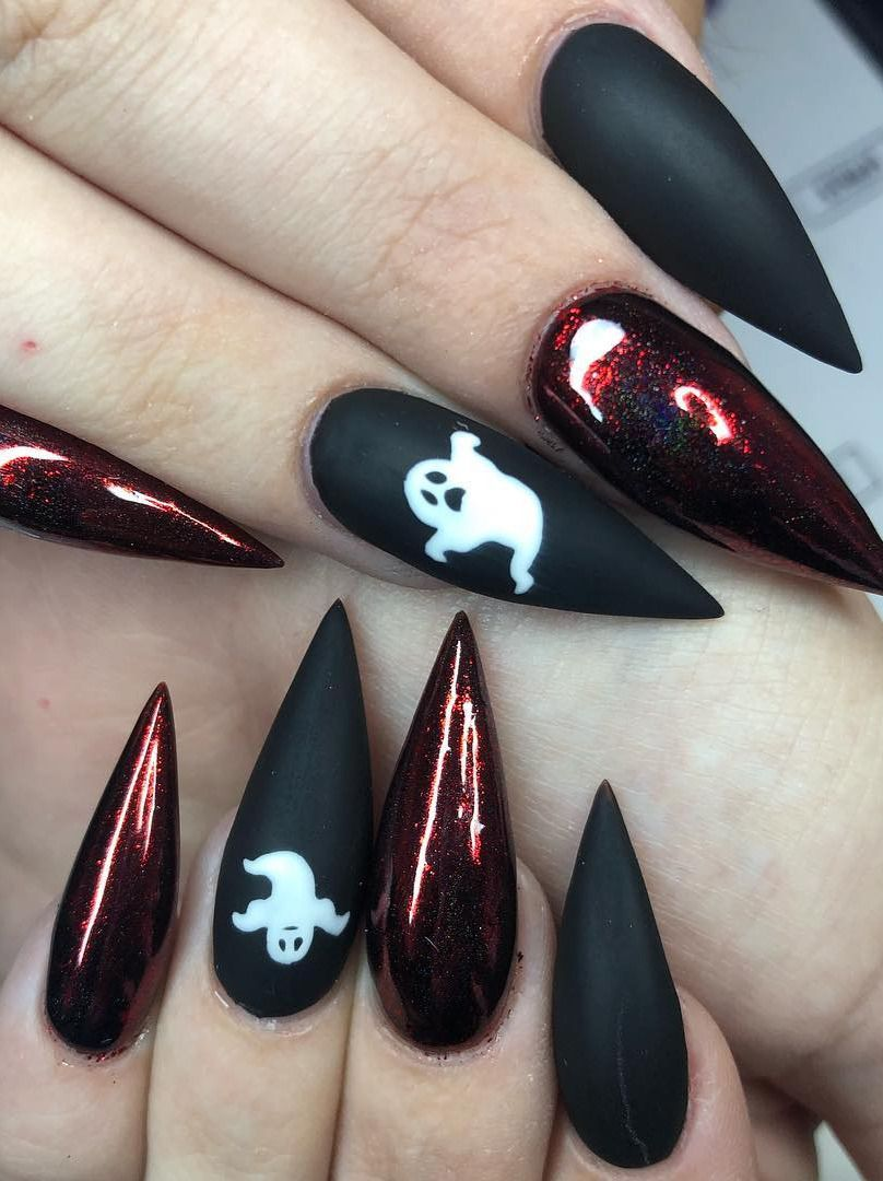 Pin By Noelle Little On My Board Chic Nails Witchy Nails Ingrown Toe Nail