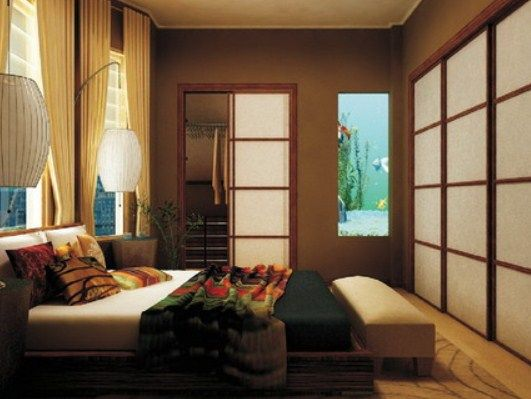 Bedroom Design For Apartment Small Modern Style Japanese Master Bedroom Design Apartment