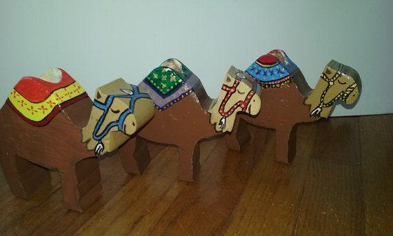 Kamele für die drei weisen