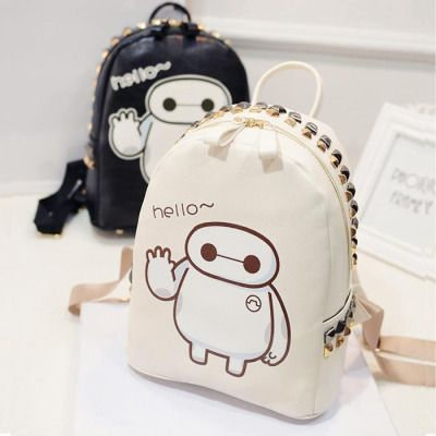 """magicalshopping:    ❤ Baymax Backpack❤ 