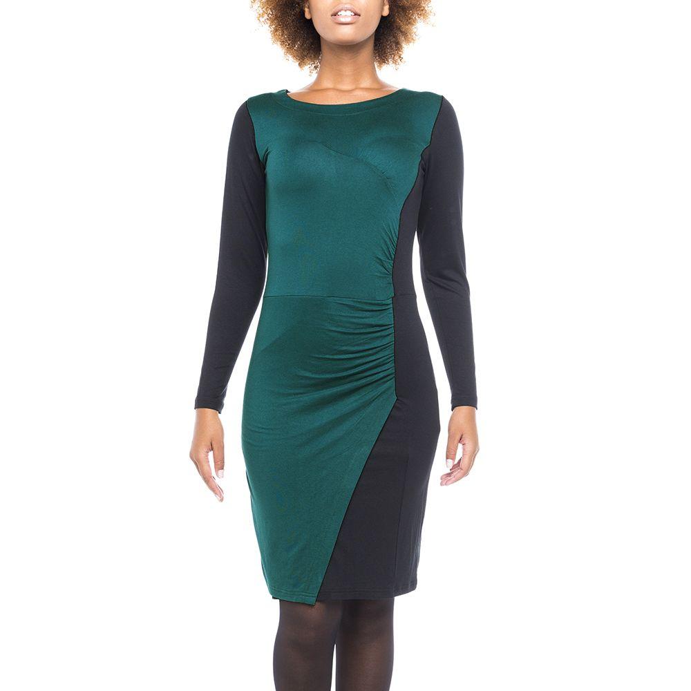 Vestido mujer DRAPS Ref 3901  Si lo que quieres es lucir espectacular realzando tus curvas, no lo dudes este es el vestido indicado, según los zapatos y accesorios que utilices lo podrás lucir en esa reunión de trabajo tan importante o en esa cita tan especial para ti ..